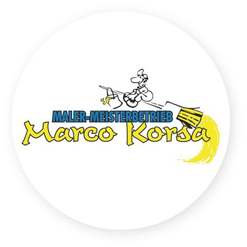 Logo Malermeister Korsa