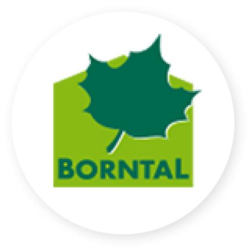 Logo WBG BORNTAL